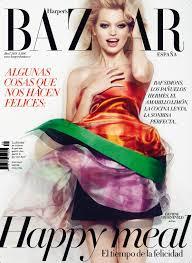 Portada Harper's Bazaar Abril 2013