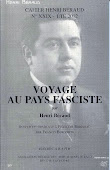 CAHIER HENRI BRAUD XXIX