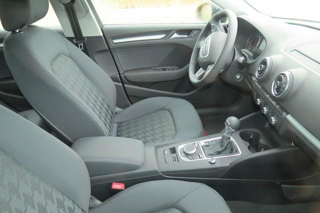 Audi A3 Sedan 2016 1.4 Flex - interior