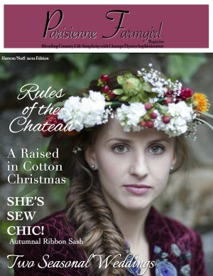 Current Edition of Parisienne Farmgirl Magazine