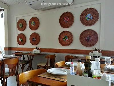 Picui Restaurante: Decoração