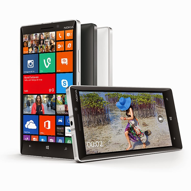 Nokia Lumia 930 mulai dijual di indonesia