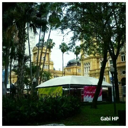 Gabi HP - Feira do Livro