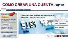 Todava no tienes cuenta paypal?