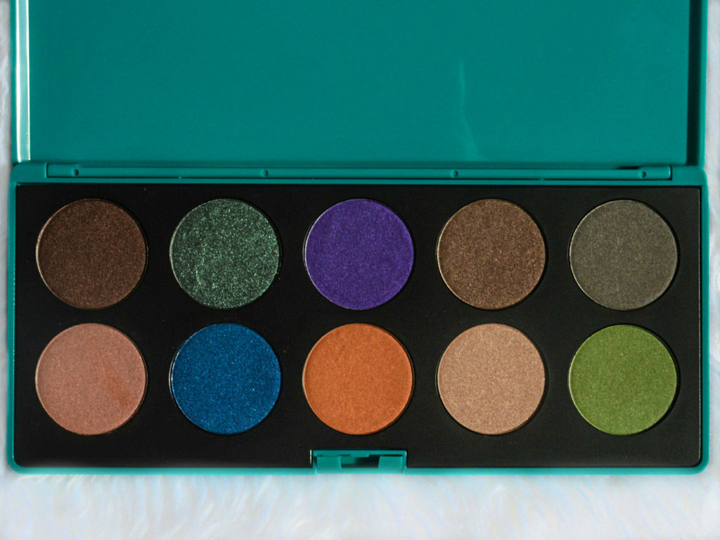 Neve Cosmetics Makeup Delight Eyeshadow Palette
