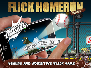 Flick Home Run! Zombies Guide, Tips, Strategy and Cheats for Android on rose home run, davis home run, murphy home run, fowler home run,
