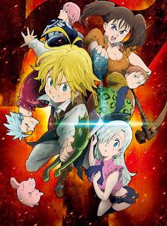 Nanatsu no Taizai episódios Online legendados