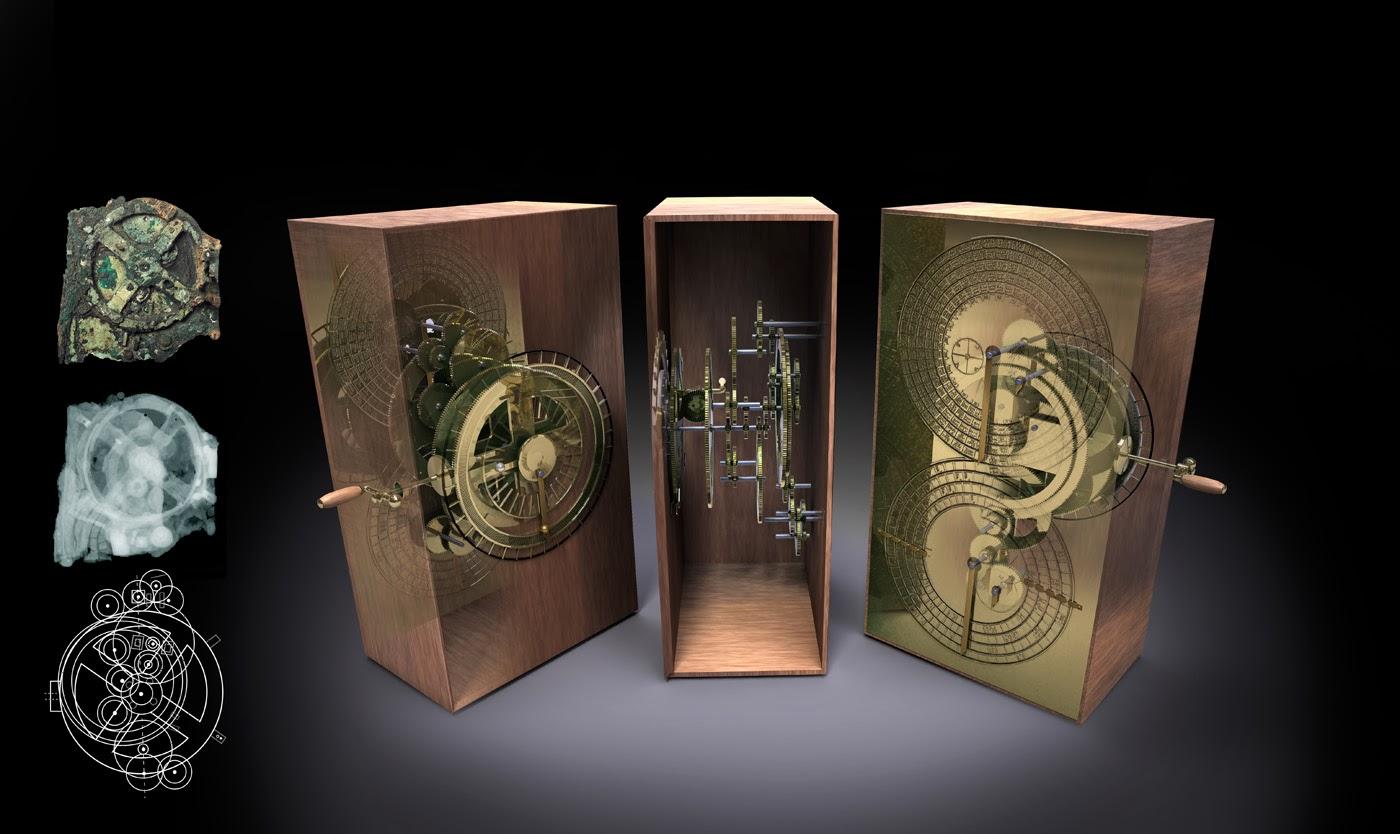 El Mecanismo de Antikythera Antikytera