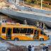 Colapsa puente en Brasil y mata a dos personas