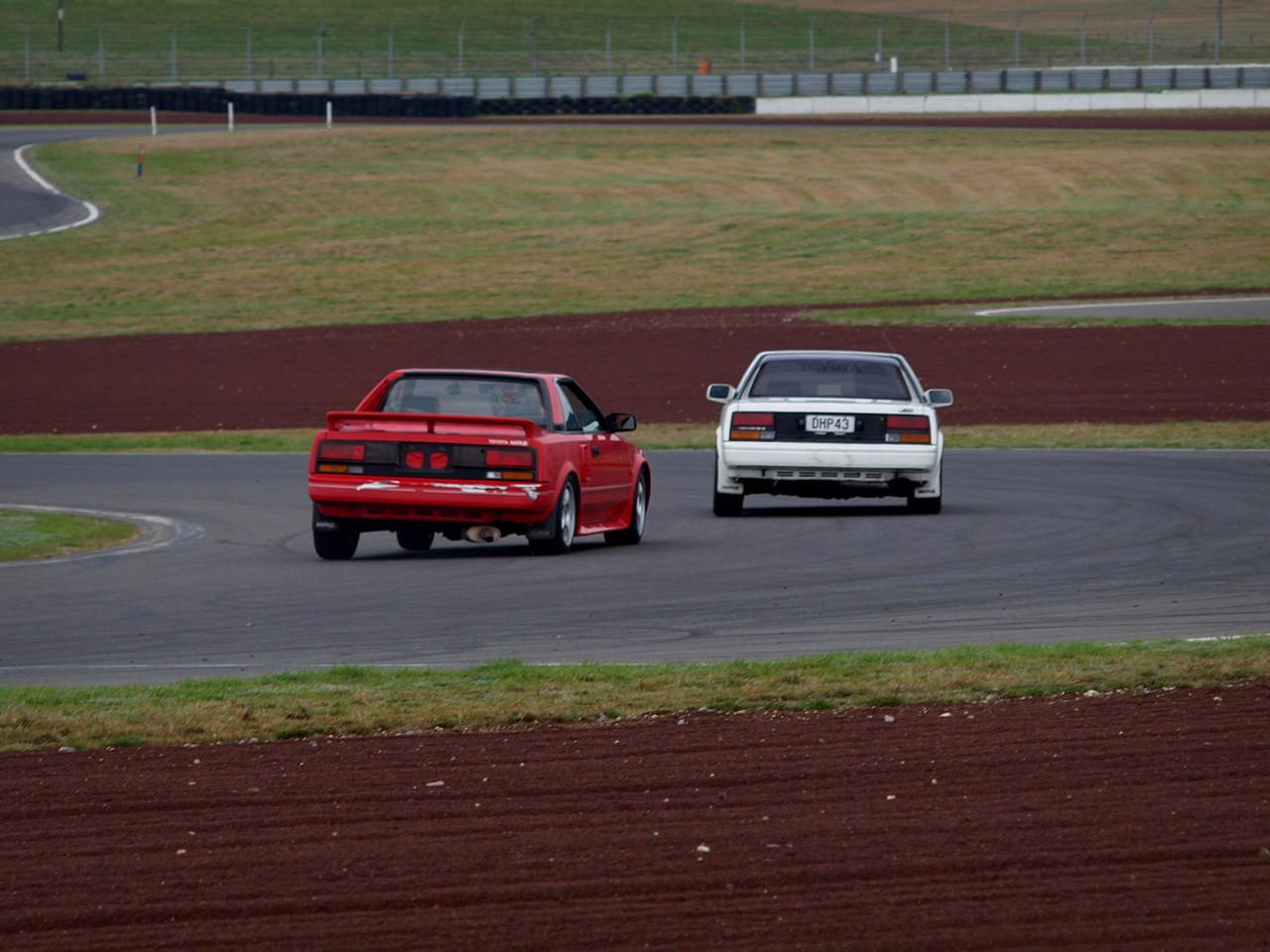 Toyota MR2, AW10, AW11, mid-engine, midship, japoński, sportowy, samochód, RWD