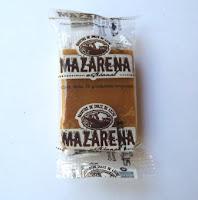 Barrita de Dulce de Leche Mazarena