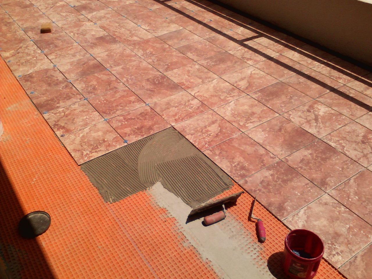 Ceramic tile portland