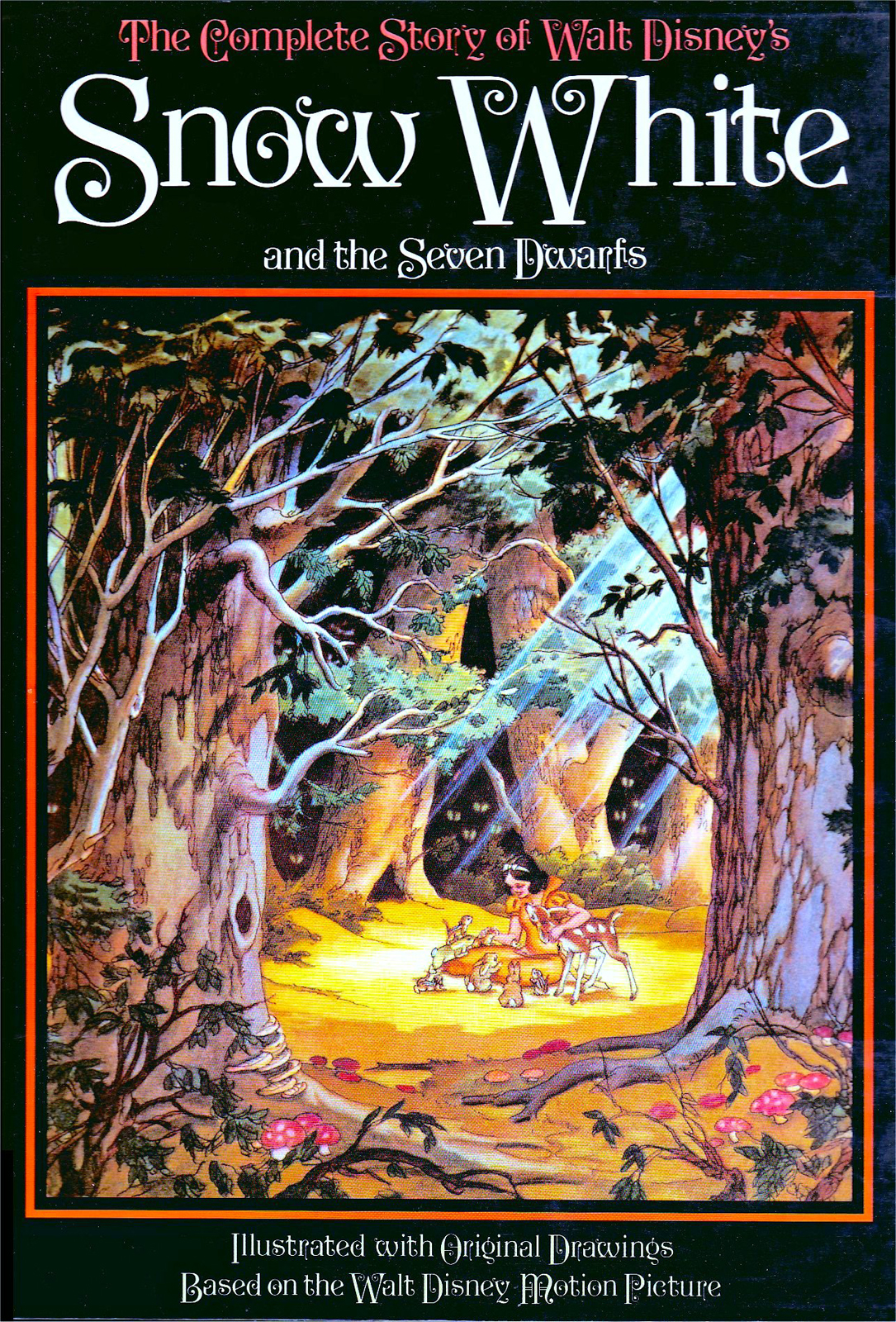 Book Cover Of Snow White : Filmic light snow white archive october