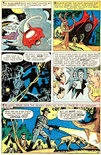 Amazing Fantasy v1 #15 marvel 1960s silver age comic book page art by Steve Ditko