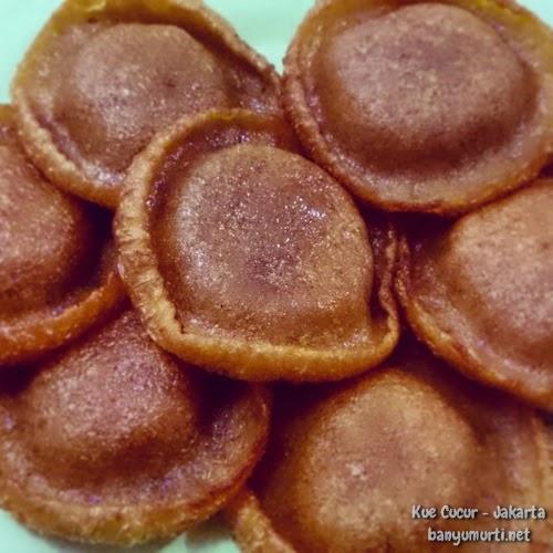 Kuliner Jakarta - Kue Cucur