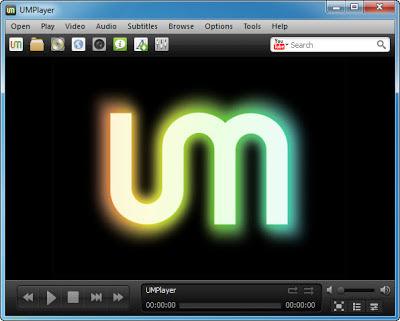 تحميل UMPlayer 0.98 برنامج تشغيل الصوتيات الفيديو