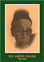 gambar-foto pahlawan nasional indonesia, KH. Abdul Halim