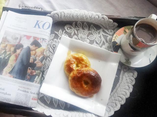Baked Potato Doughnut || homefoodstory.blogspot.com