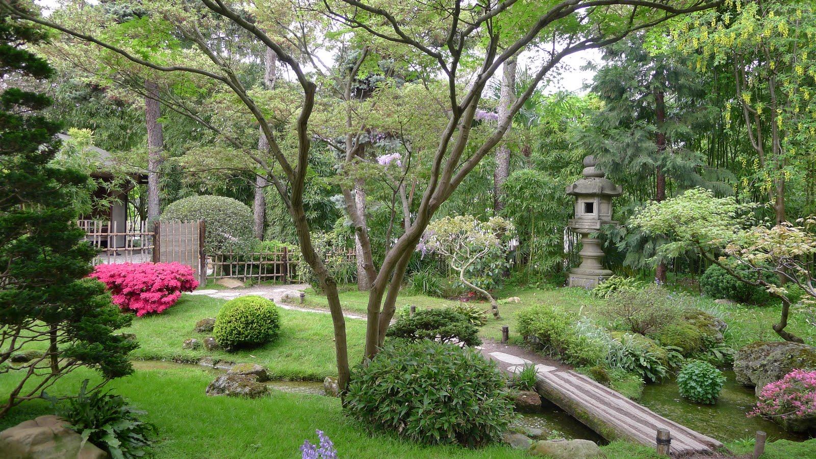 Albert-Kahn Gardens: An Oasis of Serenity