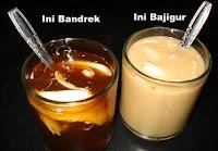 Bandrek Minuman Khas Sunda
