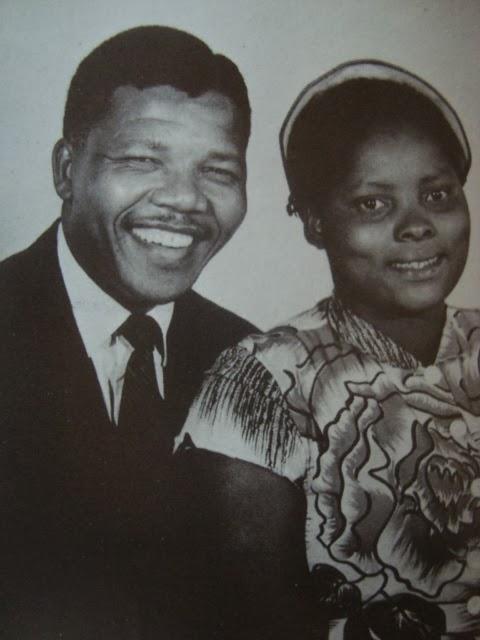 Nelson Mandela Evelyn Mase - ma