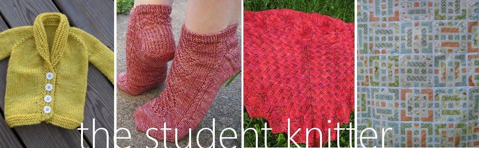 The Student Knitter
