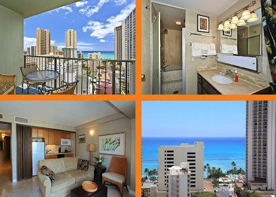 honolulu hawaii vacation condo rental