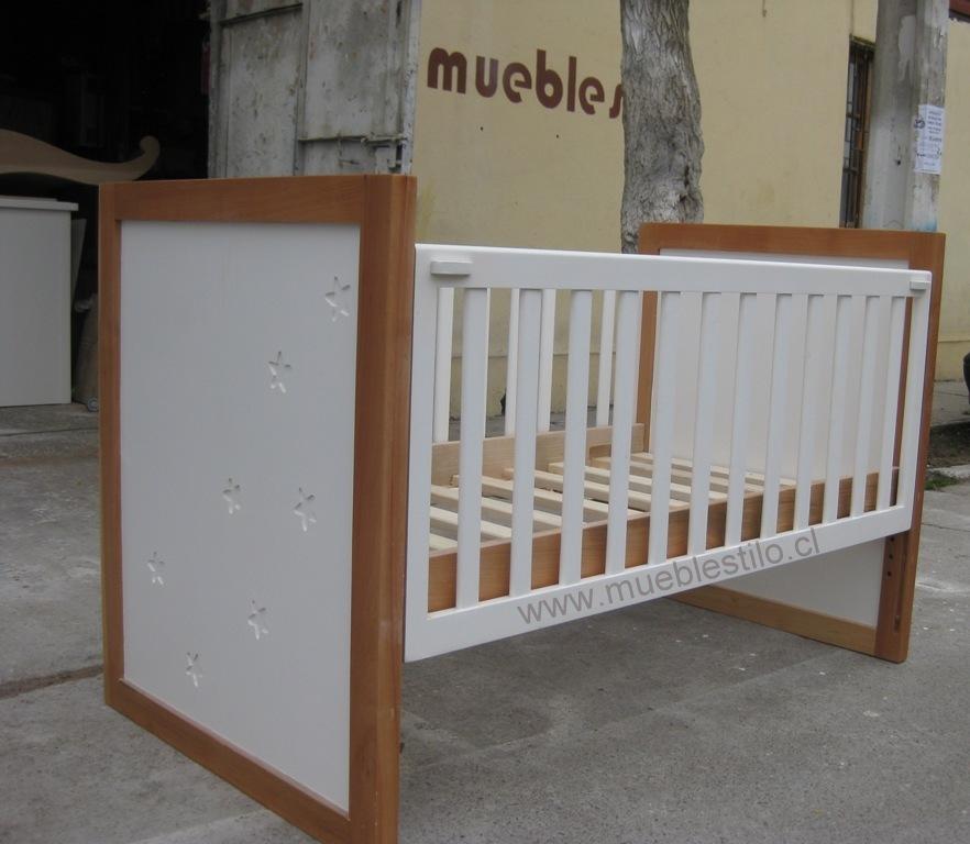 Muebles de bebe cuna paz for Muebles mi cuna