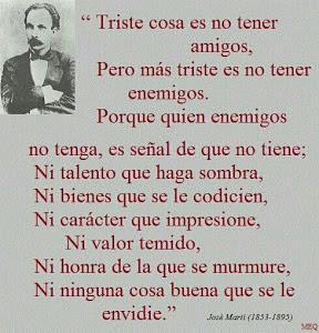 José Marti (28/01/1853 - 19/05/1895)