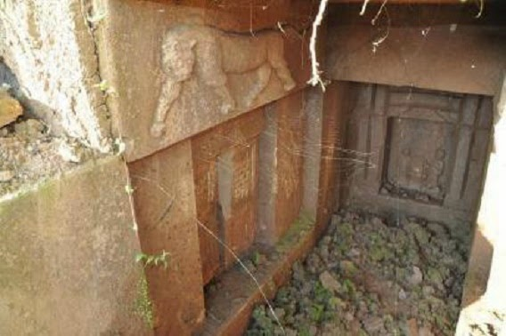 Song Dynasty tomb found at road construction site in Sichuan