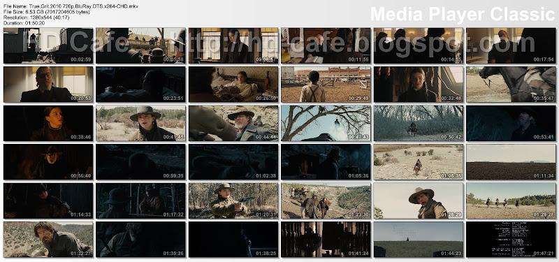 True Grit 2010 video thumbnails