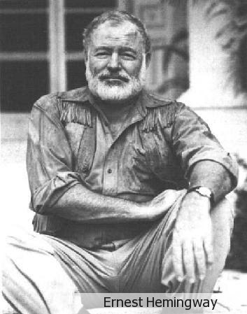 """ernest hemingway should be seen as the greatest american author 62 years ago today, the american novelist was awarded the nobel prize for  literature  """"if a writer of prose knows enough about what he is writing about, he  may omit  the novel is regarded as one of hemingway's best works  cars  and luxury news, plus receive great offers from the worlds greatest brands every  friday."""