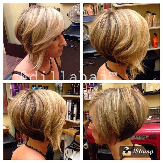 Edgy Bob Hairstyles The Haircut Web