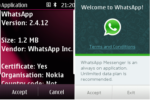 Whatsapp скачать x2-02