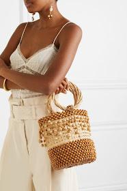 straw bag mania