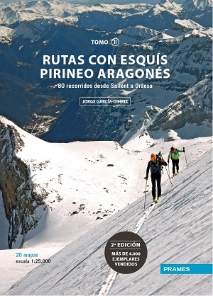 RUTAS CON ESQUÍS PIRINEO ARAGONES TOMO II