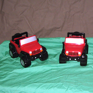 Wholesale Replica Ceramic Jeep® Wranglers