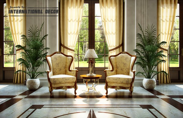 How to create a real classic interior design Contemporary classic interior design