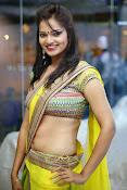 Aswi Glamorous Photos in Half Saree-thumbnail-8