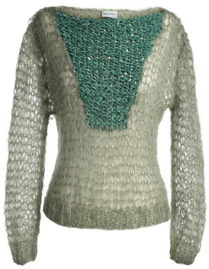 Gudrun knitwear fashion