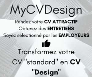 MyCVDesign