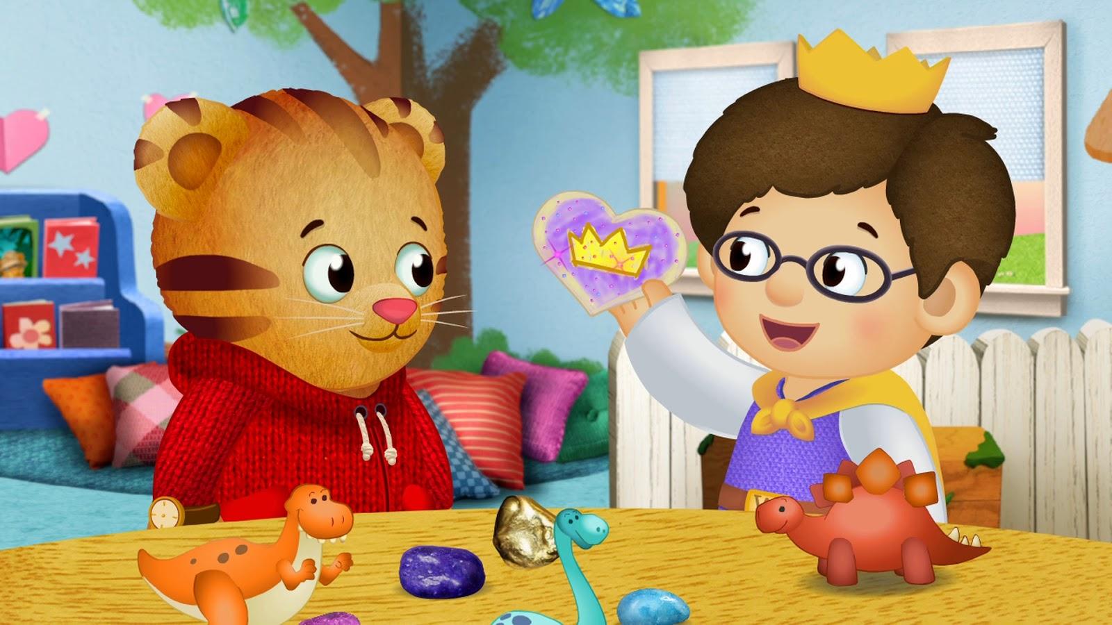 New Valentineu0027s Day Daniel Tigeru0027s Neighborhood Episode Premieres Monday,  2/9 On PBS KIDS!