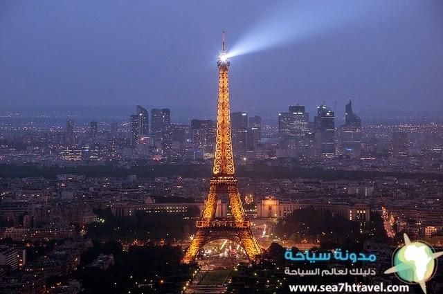 جولة في باريس عاصمة فرنسا