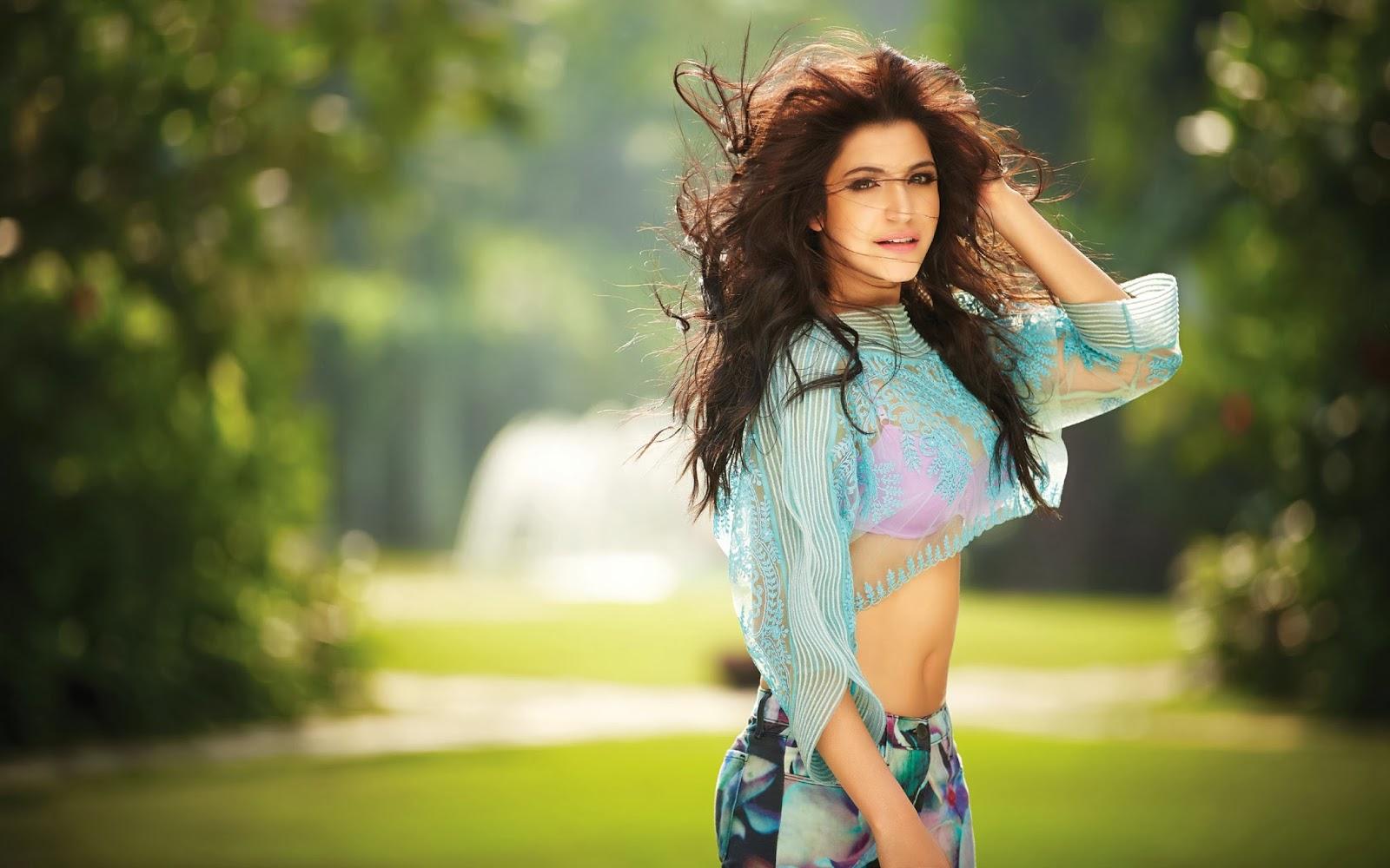 Anushka Sharma 2014