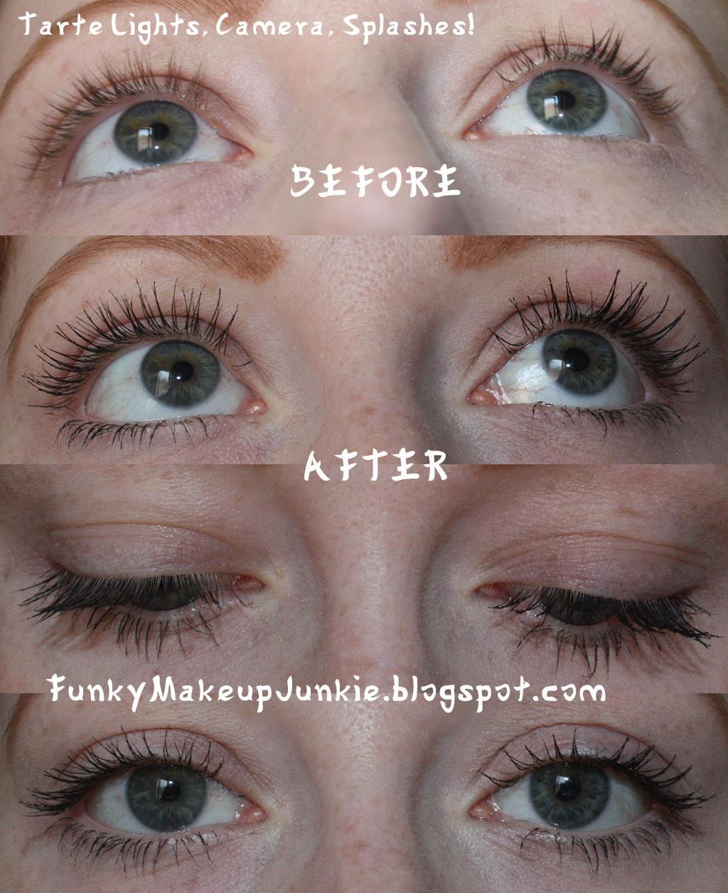 Captivating Funky Makeup Junkie Design Inspirations