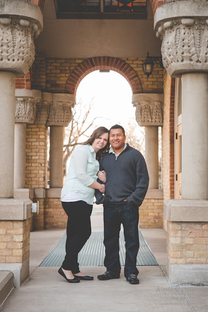 USU Engagement Pictures