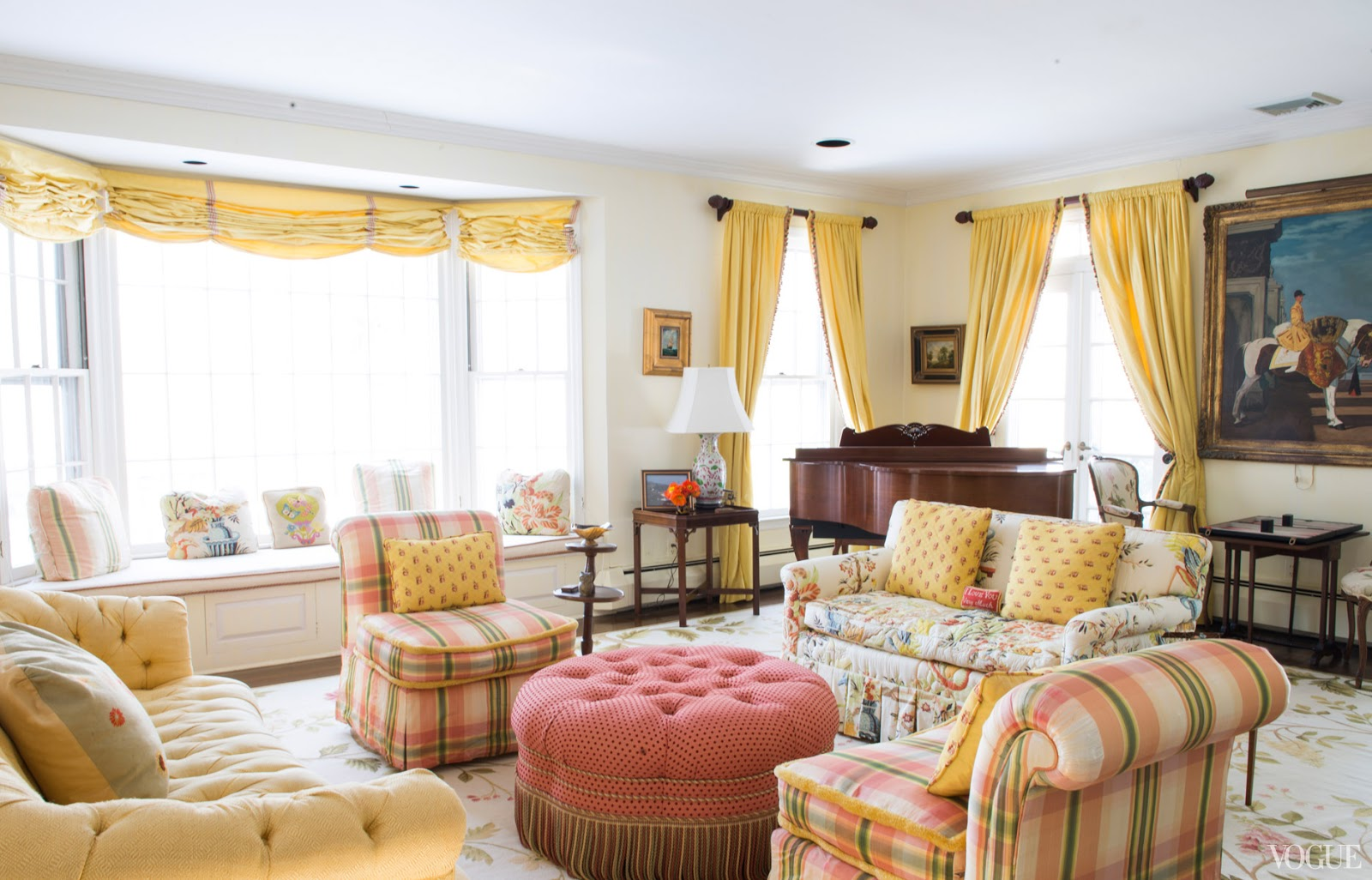 APT with LSD: Asia Baker's Mill Neck Estate photographed by Claiborne  Swanson Frank.