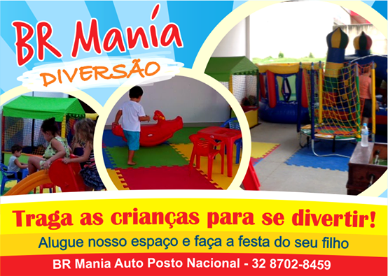 BR MANIA DIVERSÃO