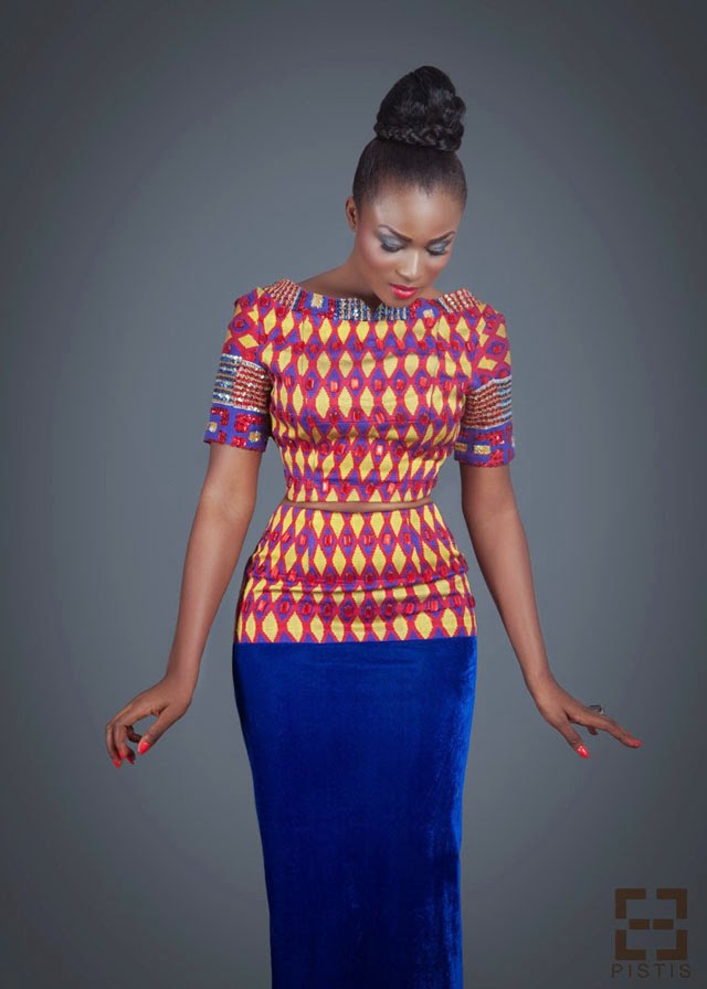 Designer Spotlight Pistis Ghana Ciaafrique African Fashion Beauty Style
