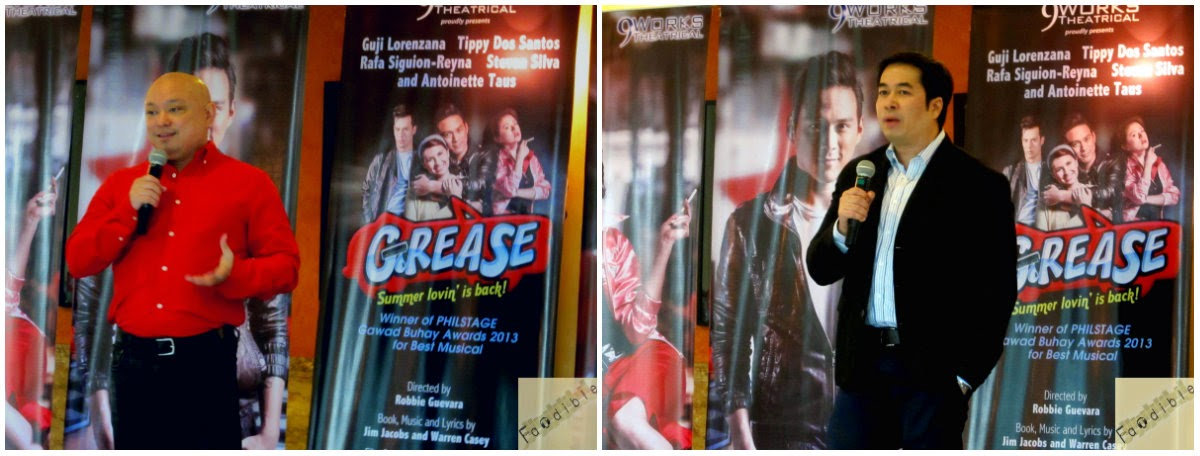 Grease Musical Manila